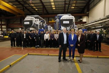 First Minister Visits Neatpumps