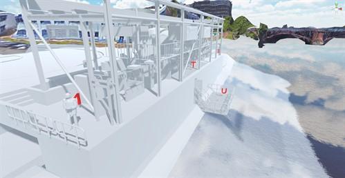 VR simulation Gorbals Water Source HeatPump