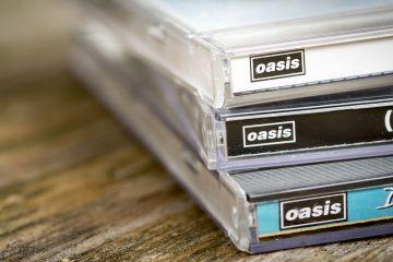 Oasis CDs