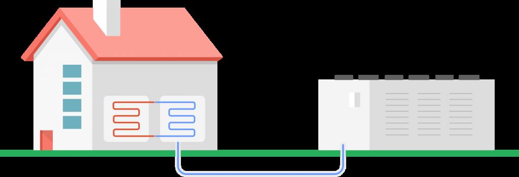 industrial-air-source-heat-pump-diagram