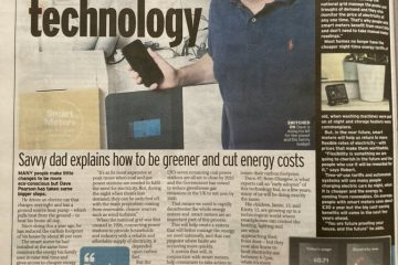dave taps into the technology newspaper
