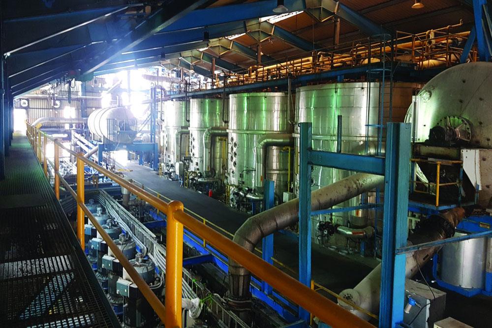 Industrial application heatpumps